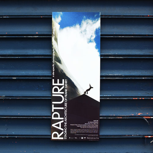 Poster of the Rapture Performance